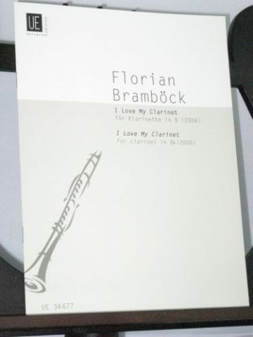 Brambock F - I Love My Clarinet